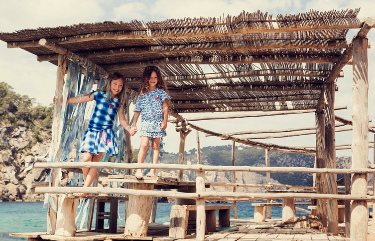 Mim-pi zomercollectie 2015_meisjekleding_mim_pi goes Ibiza