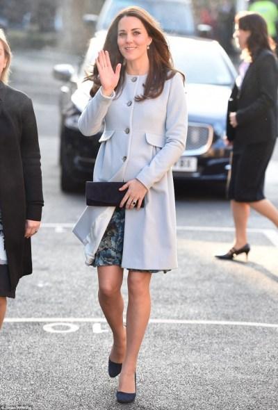 Seraphine Natasha Cashmere Blend Coat worn by Kathleen Duchess of Cambridge_Kate Middleton_Look a like seraphine Natasha Cashmere Coat_GoodGirlsCompany