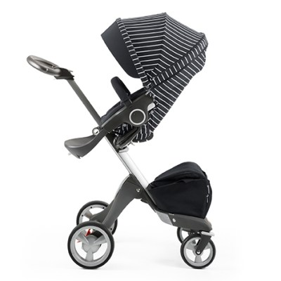 Stokke-Xplory-Black_White-Stripes-GoodGirlsCompany-zwarte kinderwagens