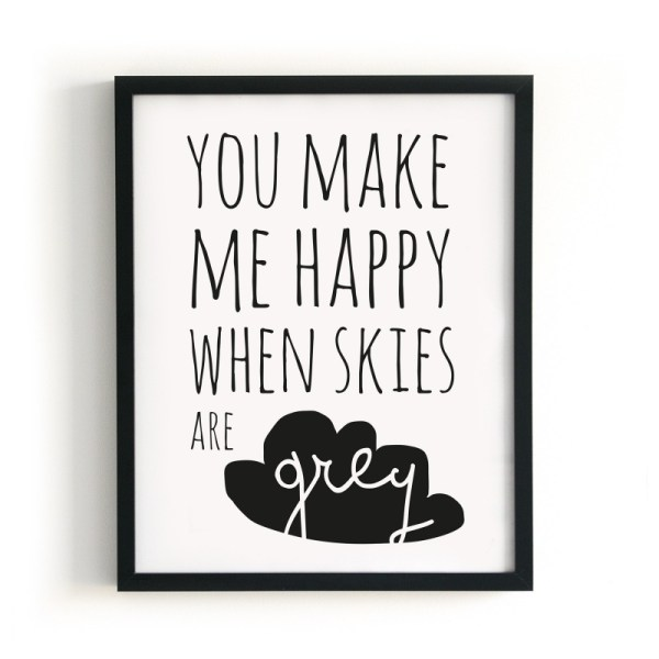 En las Nubes-You make me happy when Skies are grey-GoodGirlsCompany