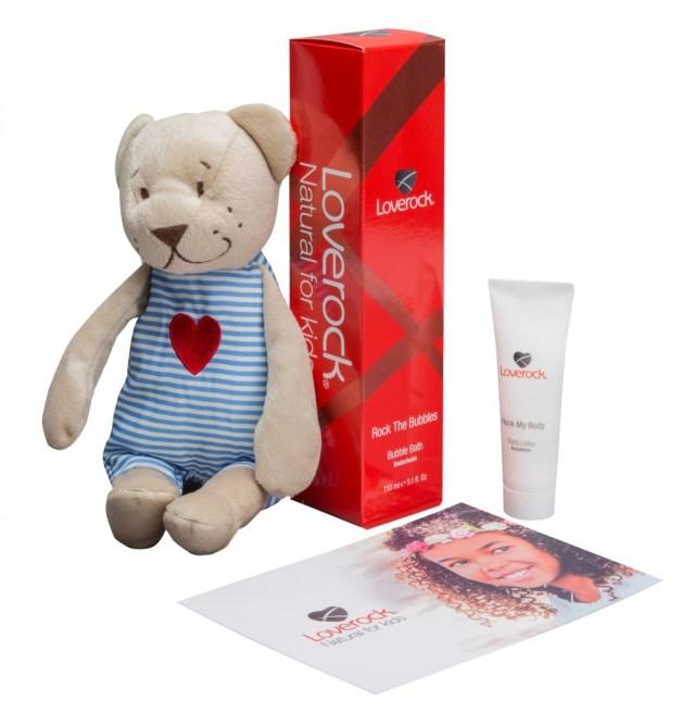 Loverock giftset-GoodGirlsCompany-natuurlijke verzorgingsproducten voor kinderen