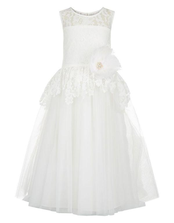 Monsoon Mareta Dress-bruidsmeisjesjurken-goedkope bruidsmeisjes jurk-GoodGirlsCompany