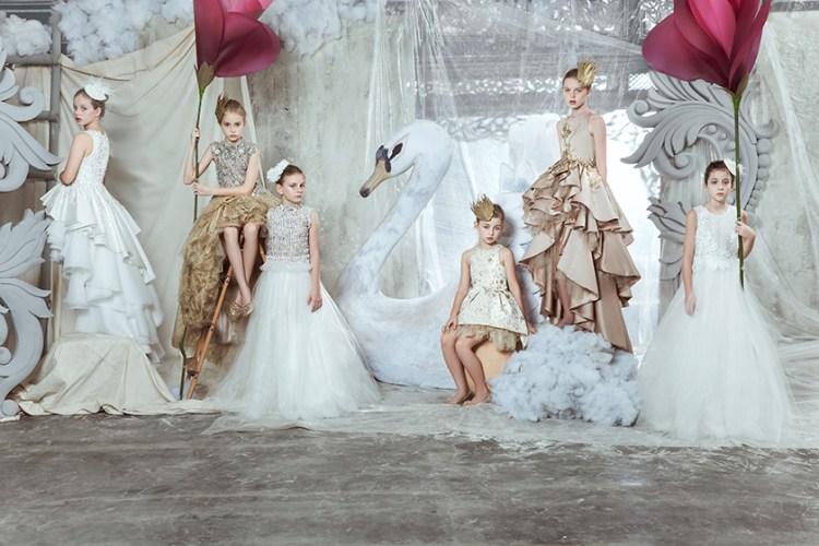 MISCHKA AOKI Fall Winter- Mischka Aokin herfst winter 2015-GoodGirlsCompany-meisjeskleding-luxe meisjeskleding