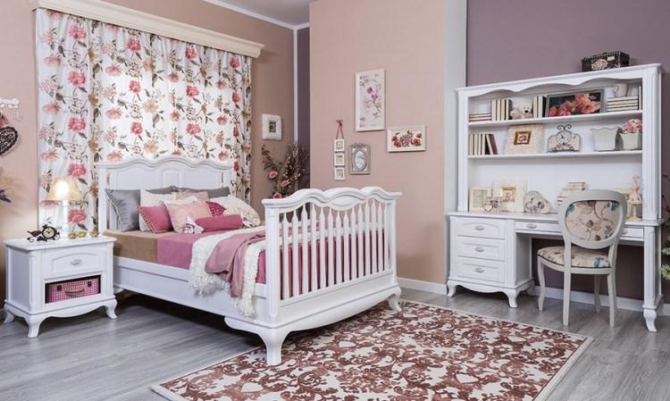 Posh Baby-GoodGirlsCompany-Bratt decor- Amerikaans ledikantje-Amerikaanse crib kopen in Nederland