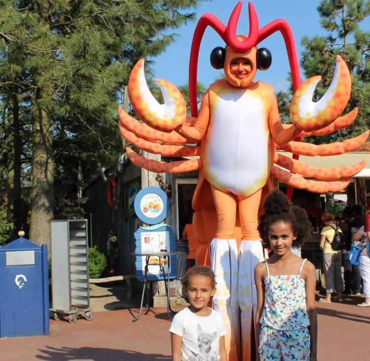 Dolfinarium-Mamachallenge 2015-GoodGirlsCompany-mevrouw Lobster