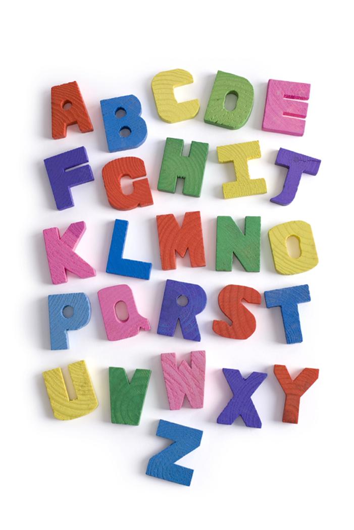 Magnetic Letters Clipart : magnetic, letters, clipart, Choose, Words, Carefully, Girls, Health