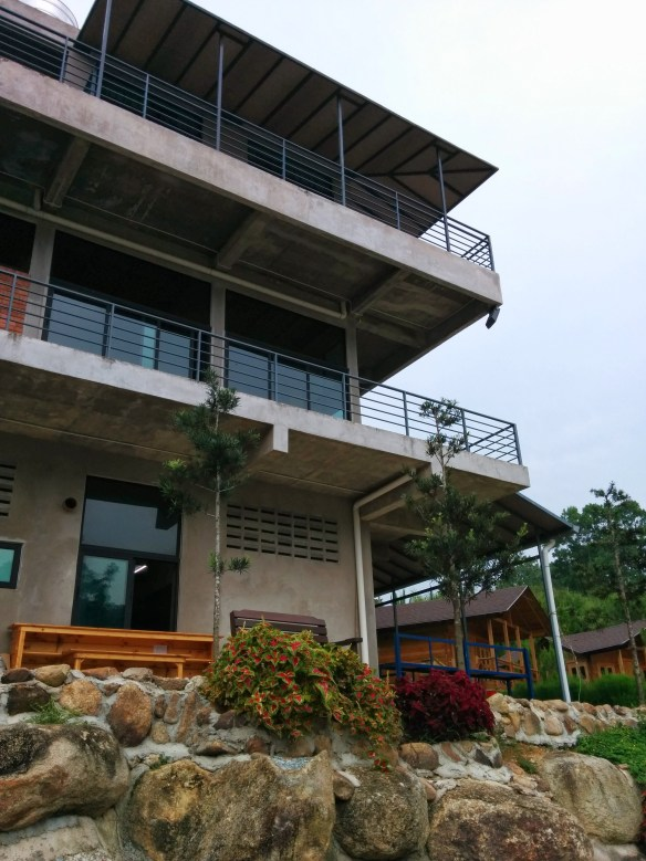 DHillPines Resort Main Building