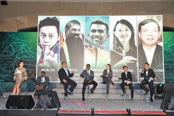 The launch of the J.C. Jacobsen Foundation generated RM75,000 in funds under its sports pillar, benefiting athletes from the Olympic Counsel of Malaysia, Paralympic Counsel of Malaysia and Chin Woo Athlete Association.