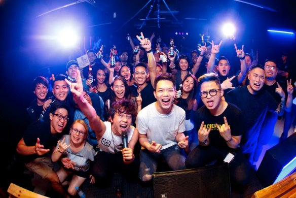 2c It's a wrap. Hong Kong punk band, ToNick - one of three acclaimed Asian acts for Tiger Jams, will return for the finale on Sept 2 at Trec KL.