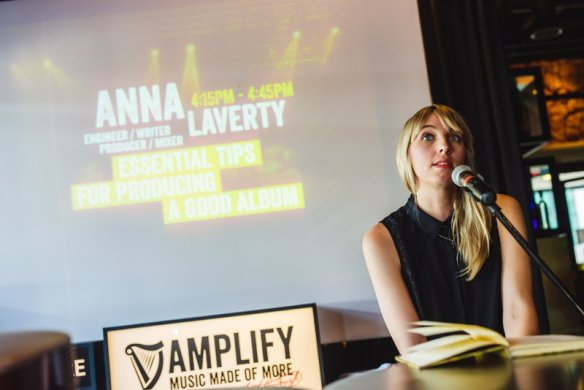 Producer Anna Laverty, Topic - Essential Tips for Producing a Good Album