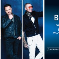 "Wowstar Creative Entertainment is proud to present Boyzone ""Thank you and Goodnight Farewell"" Tour with guest artist Brian McFadden this 14th June 2019 at Malawati Stadium, Shah Alam"