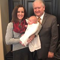 Papa Rich Grandma Colleen and Baby Jude