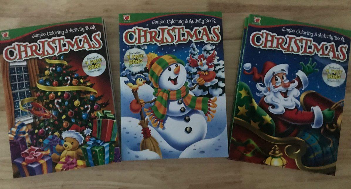 Christmas Coloring Books