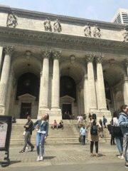Madi @ NYC Library