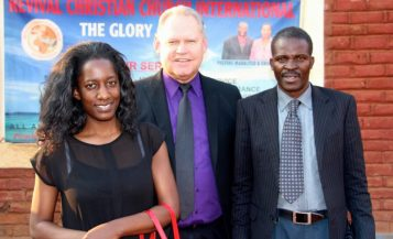 In Malawi with Pastor Blessings and Angela