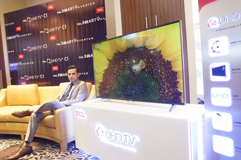 TCL Philippines launches its Cityline C1 TV and TitanGold Air Conditioners   Good Guy Gadgets