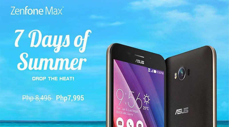 Asus Philippines Drops the Heat This Summer with ZenFone Max Price Cut   Good Guy Gadgets
