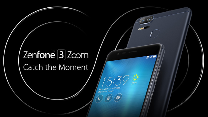 Zenfone 3 Zoom, the first Zenfone 3 series smartphone to receive ZenUI 4.0 user-interface update | Good Guy Gadgets
