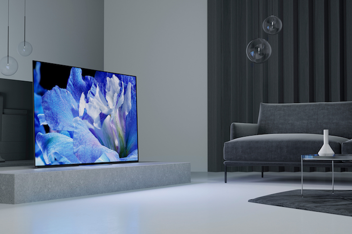 Sony Bravia OLED A8F Series: The future of TV you need today | Good Guy Gadgets
