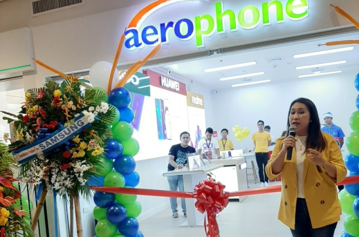 Smartphone retail store, Aerophone, opens 96th branch in the Philippines | Good Guy Gadgets