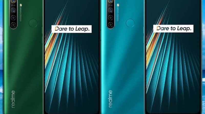 Realme introduces realme 5i, Quad Camera with 5000 mAh Battery | Good Guy Gadgets