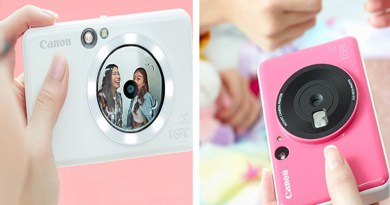 Snap Easy, Print Instantly with the colorful Canon iNSPiC cameras   Good Guy Gadgets
