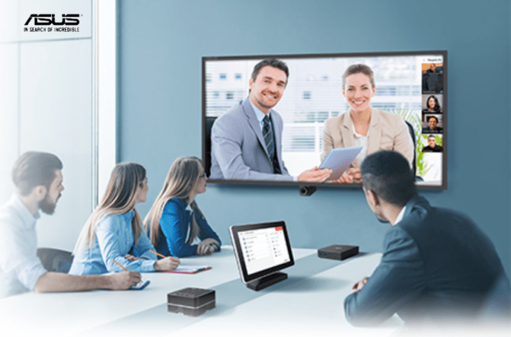 ASUS introduces a smart, on-touch HD video conferencing Chromebox hardware kit   Good Guy Gadgets