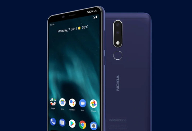 Nokia 3.1 Plus is designed to deliver high-speed performance that users can rely on | Good Guy Gadgets