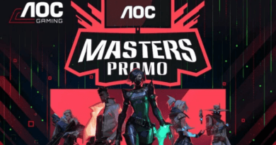AOC Masters is going to be AOC's first VALORANT tournament comprising the whole Asia-Pacific region. | Good Guy Gadgets