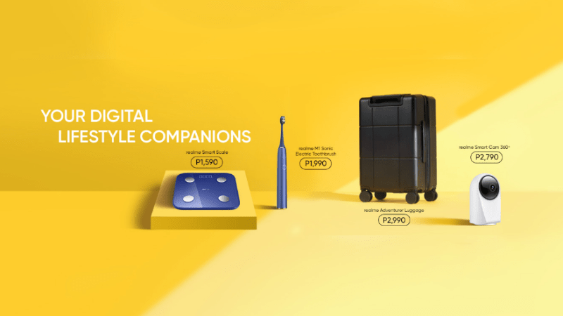 realme PH launches new smart home devices, expands AIoT lineup for the Filipino smart digital lifestyle | Good Guy Gadgets