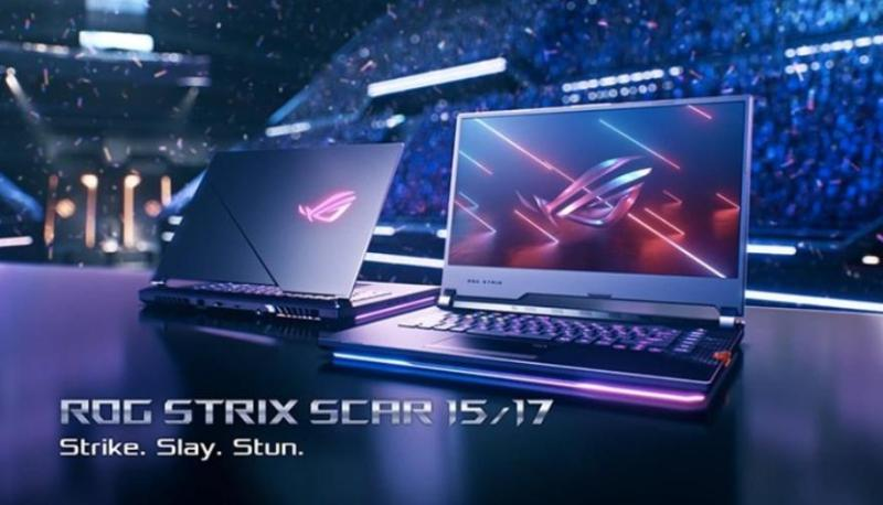 ASUS Republic of Gamers Announces an Astounding Array of Gaming Weaponry at CES 2021 | Good Guy Gadgets