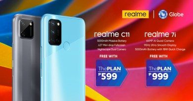 Best-selling realme smartphones now on Globe Postpaid plan | Good Guy Gadgets