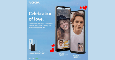 Nokia joins the Celebration of Love this Valentine's Day, Nokia 3.4 and Nokia 2.4 on sale | Good Guy Gadgets
