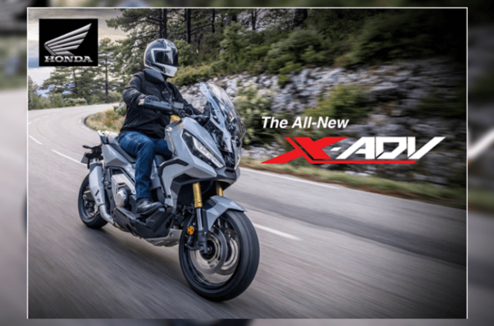 Time to Innovate and Ride Smart with the All-New Honda X-ADV | Good Guy Gadgets