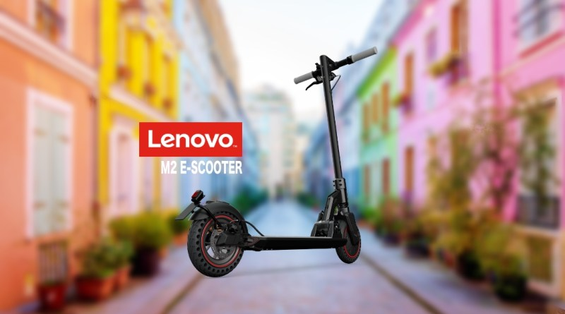 Lenovo brings M2 Electric Scooter to the Philippines, special deals announced   Good Guy Gadgets