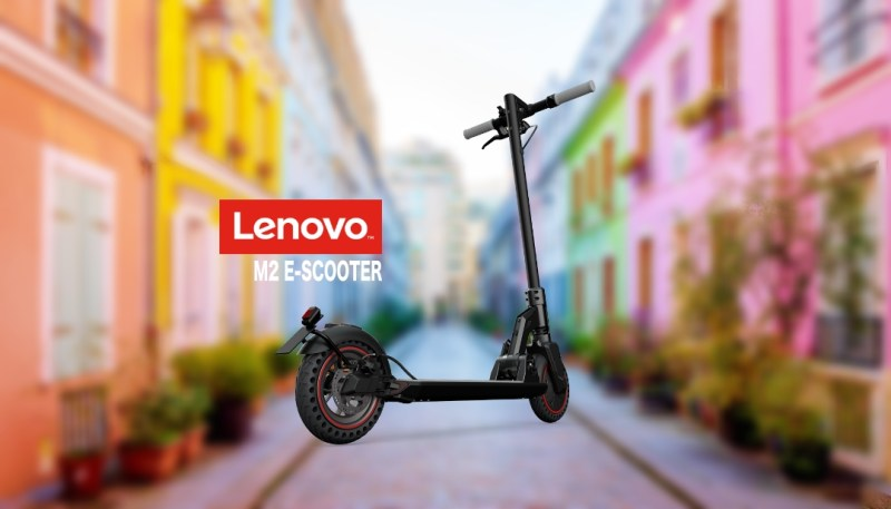 Lenovo brings M2 Electric Scooter to the Philippines, special deals announced | Good Guy Gadgets