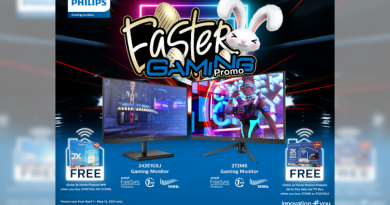 Philips Gaming Monitors partners up with Globe, launches Easter Gaming Promo | Good Guy Gadgets