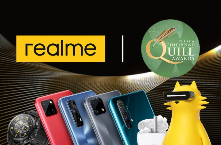 realme recognized for realme Mobile Legends Cup at 18th Quill Awards, now back for a much bigger RMC Season 4!   Good Guy Gadgets