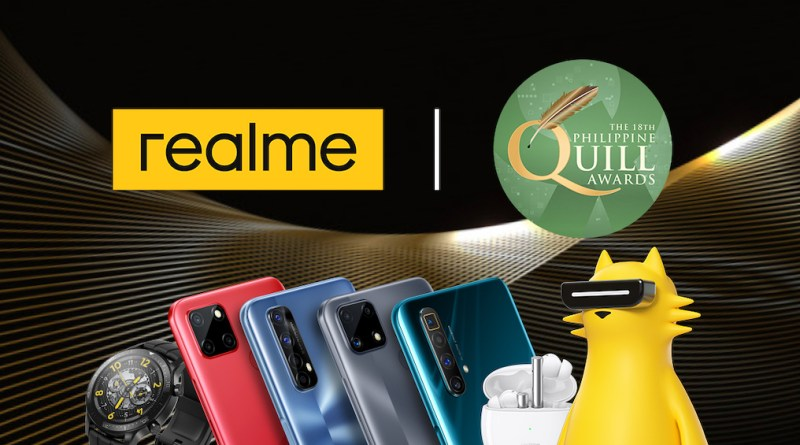 realme recognized for realme Mobile Legends Cup at 18th Quill Awards, now back for a much bigger RMC Season 4! | Good Guy Gadgets