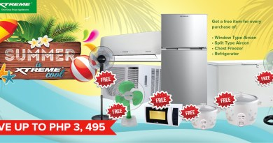 Get FREE Appliances on '2021 Summer is XTREME Cool' promo | Good Guy Gadgets