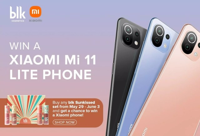 Show your style and get that summer glow with these fresh deals from Xiaomi and blk cosmetics | Good Guy Gadgets