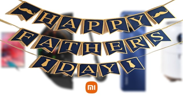 Top picks for Father's Day gifts from Xiaomi | Good Guy Gadgets