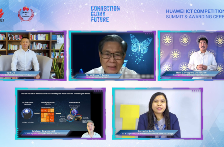 Huawei hails Filipino students in annual ICT Competition | Good Guy Gadgets