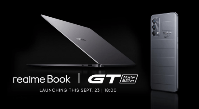 realme GT Master Edition, realme Book to launch in the PH on September 23   Good Guy Gadgets