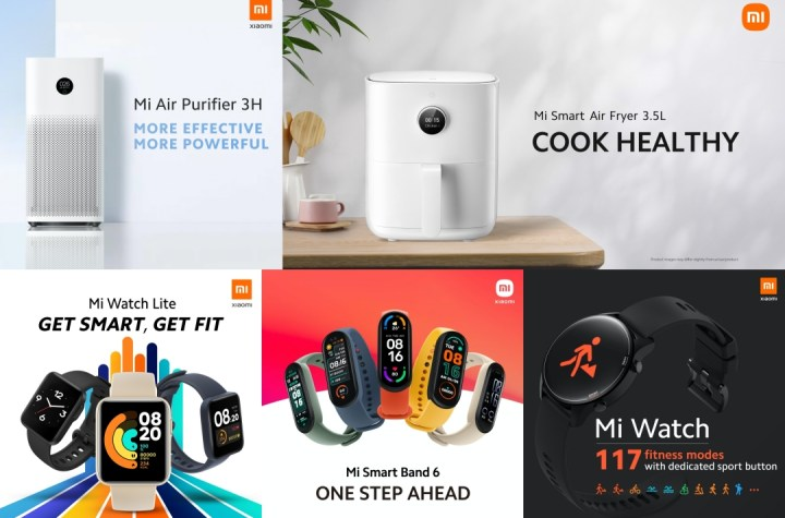 For a healthier home and healthier you with Xiaomi Smart Products   Good Guy Gadgets