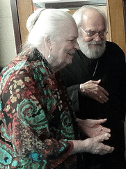 Matushka Genevieve & Fr. Sergei Glagolev