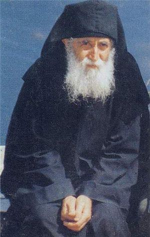 Elder Paisius of the Holy Mountain