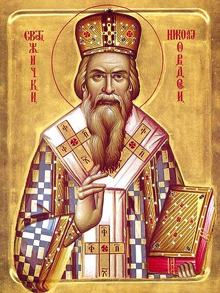 Saint Nicholai (Velimirovic), Bishop of Ohrid and Ziča and American Seminary Professor; what a Vitae!