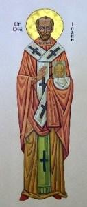 St. John Chrysostom (St. Michael Ukrainian Orthodox Church in Woonsocket, RI)