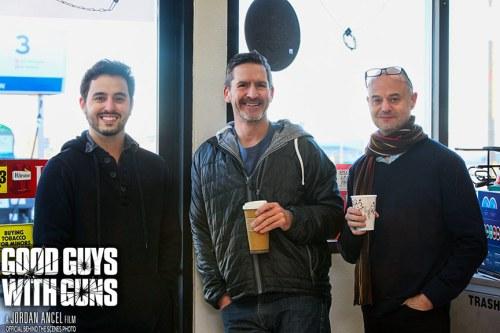 Keagan Karnes, Shad Adair, Jordan Ancel, Good Guys With Guns, Award Winning, Writer, Director, Filmmaker, Movie, Film
